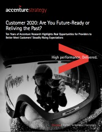 Customer 2020: Are You Future-Ready of Reliving the Past?
