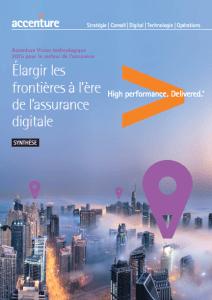 Élargir les frontières à l'ère de l'assurance digitale