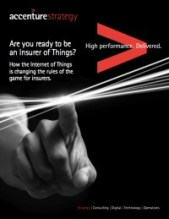 Are you ready to be an Insurer of Things? How the Internet of Things is changing the rules of the game for insurers