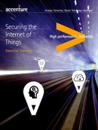 Securing the Internet of Things - Executive Summary