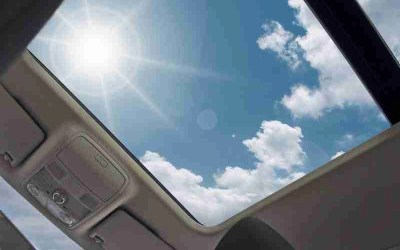 Exploding Sunroof Incidents on the Rise
