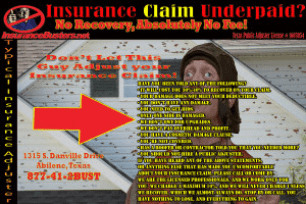 InsuranceBusters.net Tejano Times Ad Public