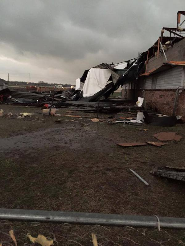 InsuranceBusters.net Tornado and Hail in Oklahoma 8