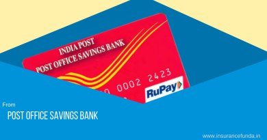 Post office savings bank account