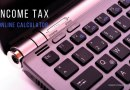 Online Income tax calculator to calculate tax payable in simple steps and easy
