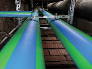 geothermal manufacture pipes