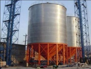 Geothermal manufacture silo