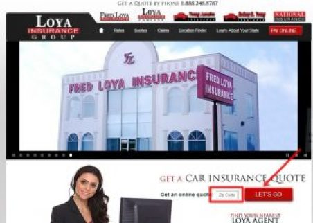 Fred Loya Quote Gorgeous How You Can Get Free Auto Insurance Quote For Your Car