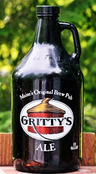 Gritty's Growler