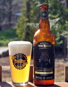 Ommegang Iron Thrones