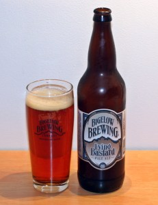 Bigelow Brewing Lying Bastard