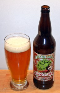 Starr Hill King od the Hops