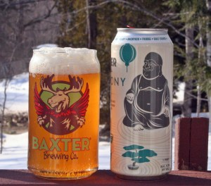 Baxter Brewing Ceremony