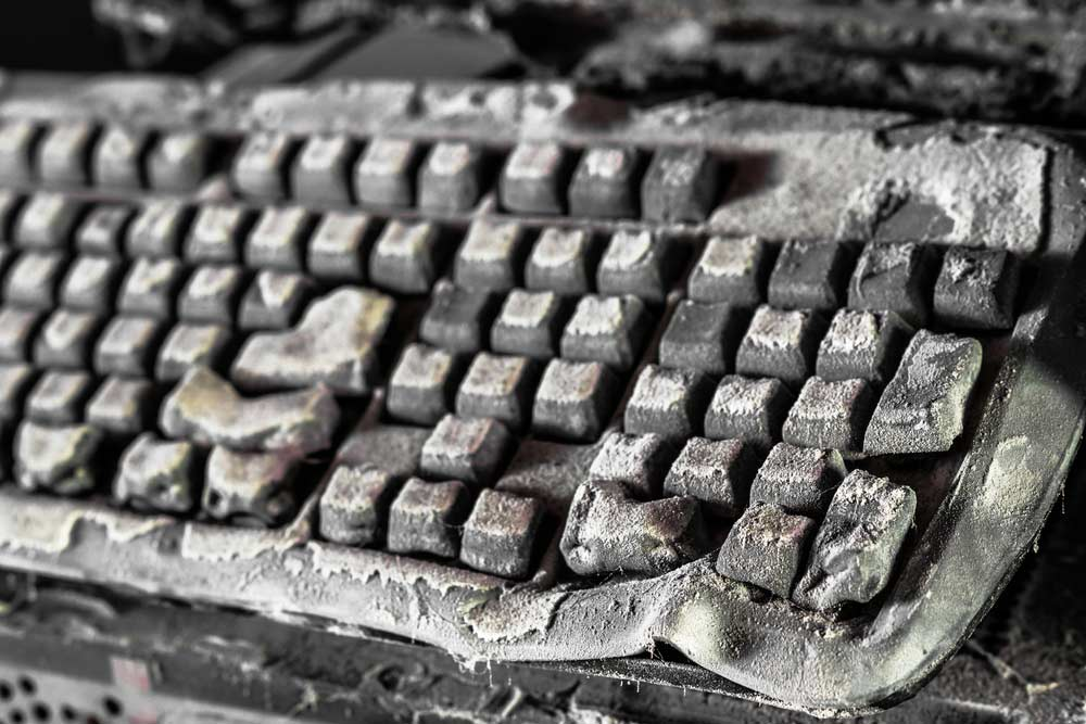 How to prevent your desktop or laptop fire from burning