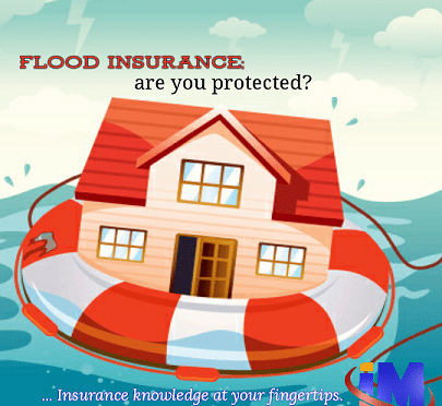 YOU DON'T NEED A SEPERATE FLOOD INSURANCE COVER!