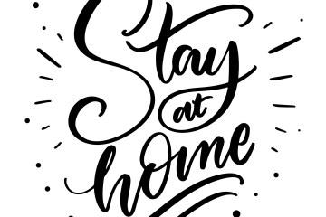 [#StayAtHome]