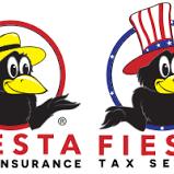 Who is she ? fiesta auto insurance