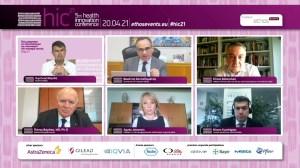 Συνέδριο για την Καινοτομία της Υγείας 2021. Η επιδημία υγείας είναι κινητήρια δύναμη της καινοτομίας