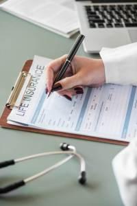 application life insurance