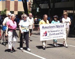 Americans United for Separation of Church and State.