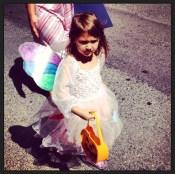 Child pride in the parade