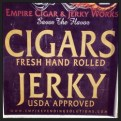 Cigars and Jerky, USDA Approved!