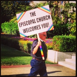 The Episcopal Church Welcomes You!