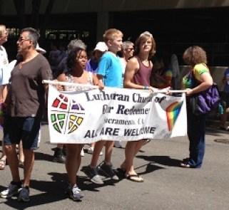 Lutheran Church of the Redeemer, Sacramento