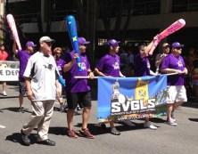 Sacramento Valley Gay and Lesbian Softball League