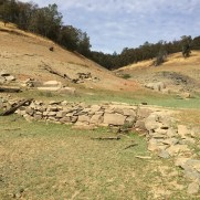 Water Canal, Mining, Folsom Lake, American River