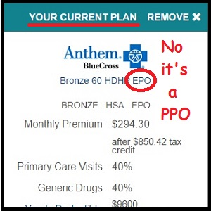 Covered California Misleads Consumers on the Anthem PPO to ...