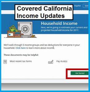 Covered California Income Verification, Attestation, Affidavits -