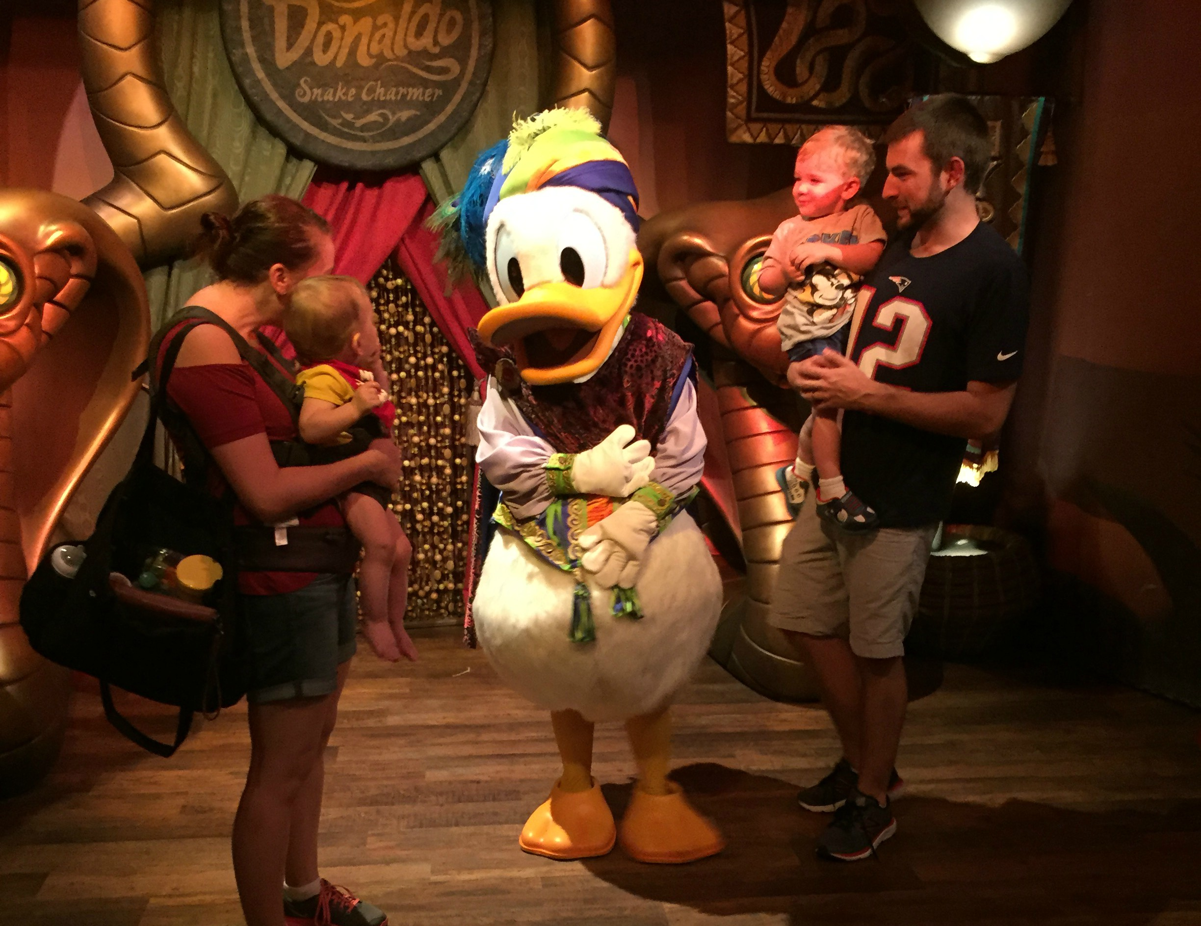 Disney Vacations: What If You Get Sick?