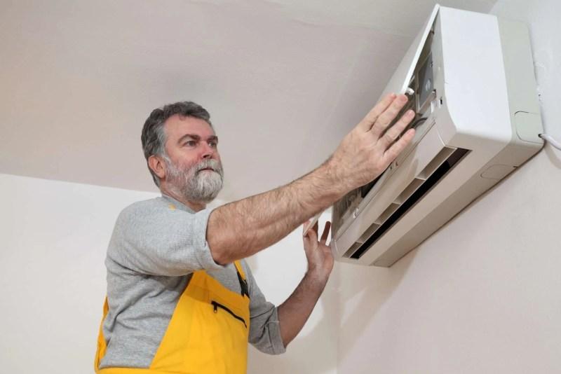 Air conditioning installer insurance