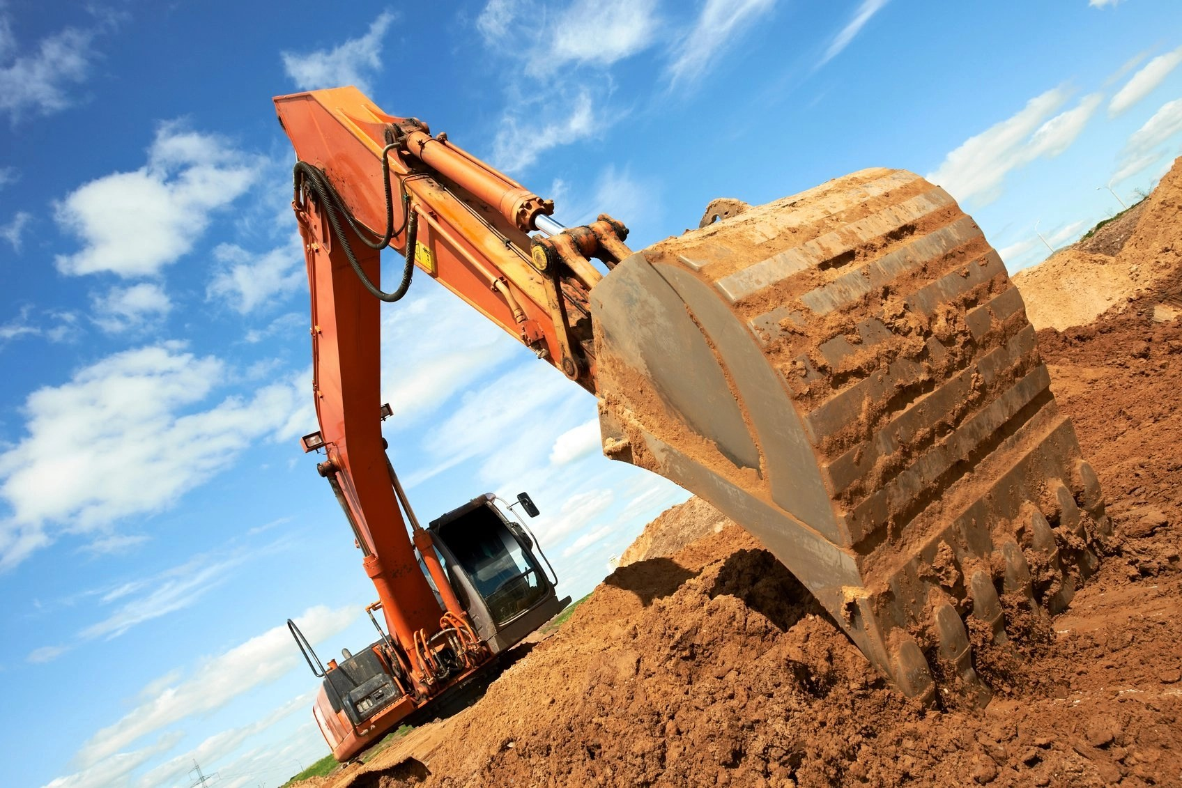 Earth Moving and Excavation  Insure Tradies