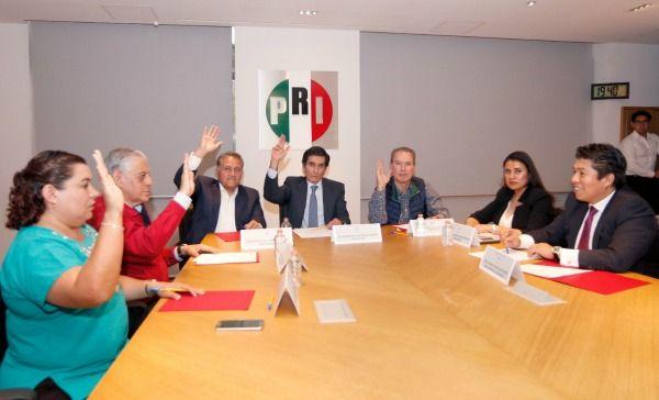 Humberto Moreira fuera del PRI