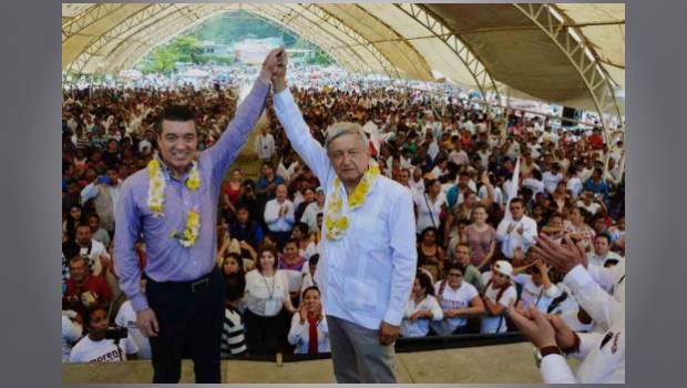 Aroma de política: La mitad del gabinete de Rutilio Escandón serán mujeres