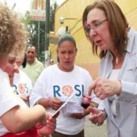 Quita SAE a Rosy Orozco mansión y departamento en Las Lomas cedidas por Calderón
