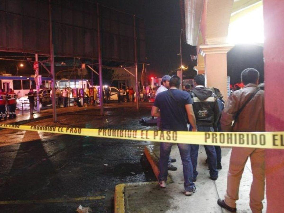 Detienen A 3 Sicarios Ligados A La Masacre En Un Bar De
