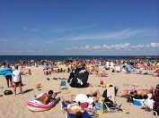 La spiagga di Båstad