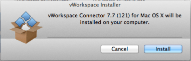 mac-7 vWorkspace Connector install guide, Helping mac users access their desktop in the cloud - image
