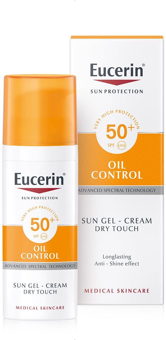 Sun Gel Cream Oil Control SPF 50 Sunscreen For Oily