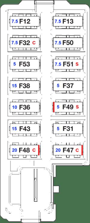 Abarth 500 Fuse Box  K1S Dashcam Wiring – Blog
