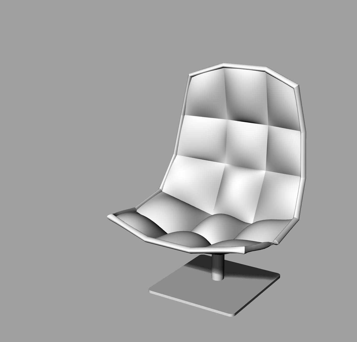 jehs laub lounge chair walmart adirondack chairs plastic parametric seating part i 43laub by knoll