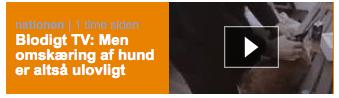 Ekstrabladet: Blodigt TV