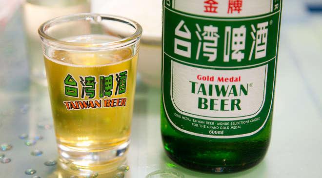 Культура распития спиртных напитков на Тайване (из личного опыта очевидцев)