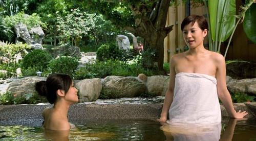 Горячие источники на Тайване – любимый курорт японских «Камикадзе»