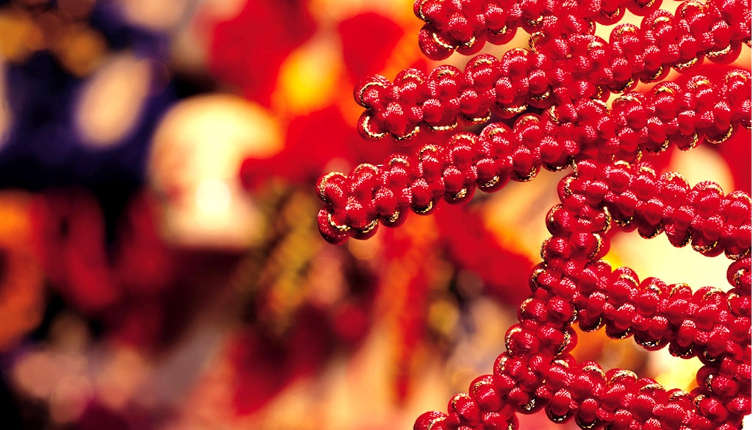 Обычаи китайского нового года (Инструкция к празднованию)