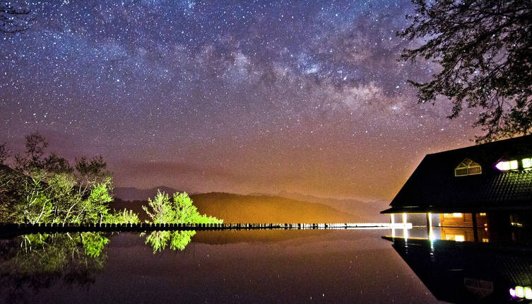 Национальная лесная зона отдыха «Ферма У-Лин»