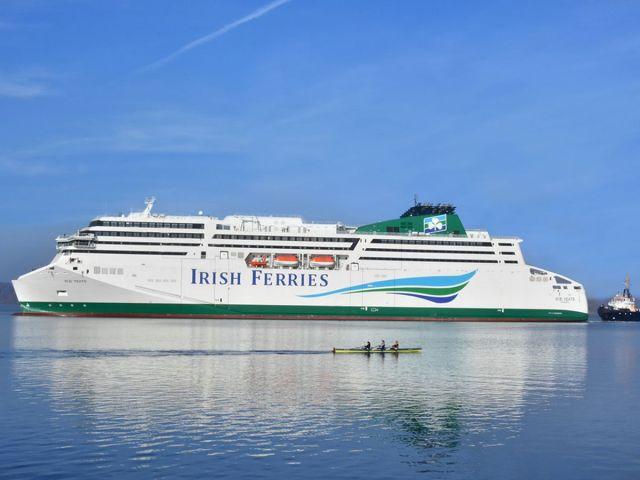Irish Ferries Launches Summer 2020